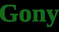Gony logo