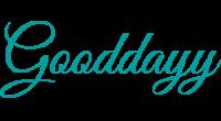 Gooddayy logo