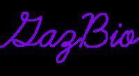 GazBio logo