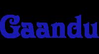 Gaandu logo