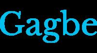 Gagbe logo