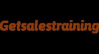 Getsalestraining logo