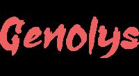 Genolys logo