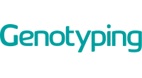 Genotyping logo
