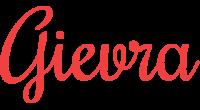 Gievra logo
