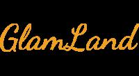 GlamLand logo