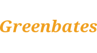 Greenbates logo