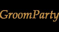 GroomParty logo