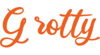 Grotty logo