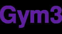Gym3 logo