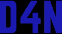 D4N logo