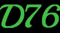 D76 logo
