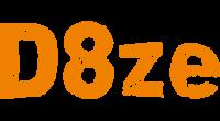 D8ze logo