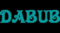 Dabub logo