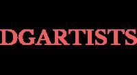 DGARTISTS logo