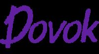 Dovok logo