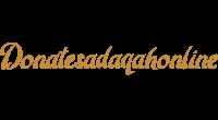 Donatesadaqahonline logo