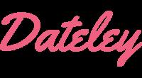 Dateley logo