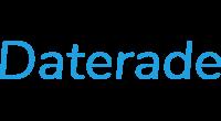 Daterade logo