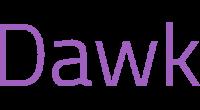 Dawk logo