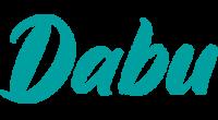 Dabu logo