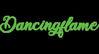 DancingFlame logo