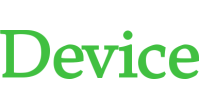 Device logo
