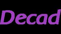 Decad logo