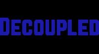 Decoupled logo