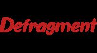Defragment logo
