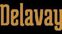 Delavay logo
