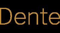 Dente logo
