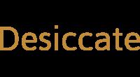 Desiccate logo
