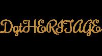 DgtHERITAGE logo