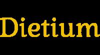 Dietium logo