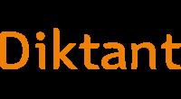 Diktant logo