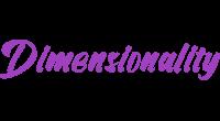 Dimensionality logo