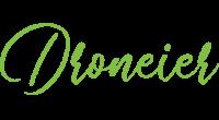 Droneier logo
