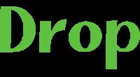 Drop logo