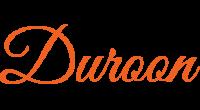 Duroon logo