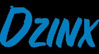 Dzinx logo
