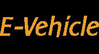 E-Vehicle logo
