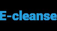 E-cleanse logo