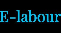E-labour logo