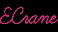 ECrane logo