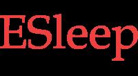 ESleep logo