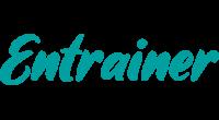 Entrainer logo