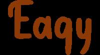 Eaqy logo