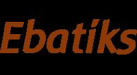 Ebatiks logo