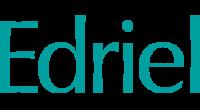 Edriel logo